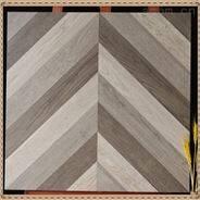 周口新款深灰地面瓷砖600×600欧式仿古砖